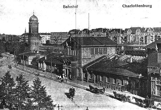 Bahnhof Charlottenburg
